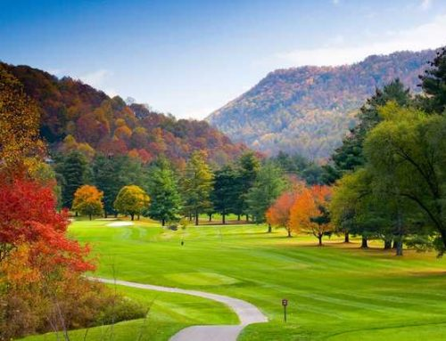 Maggie Valley Golf Courses with Scenic Greens