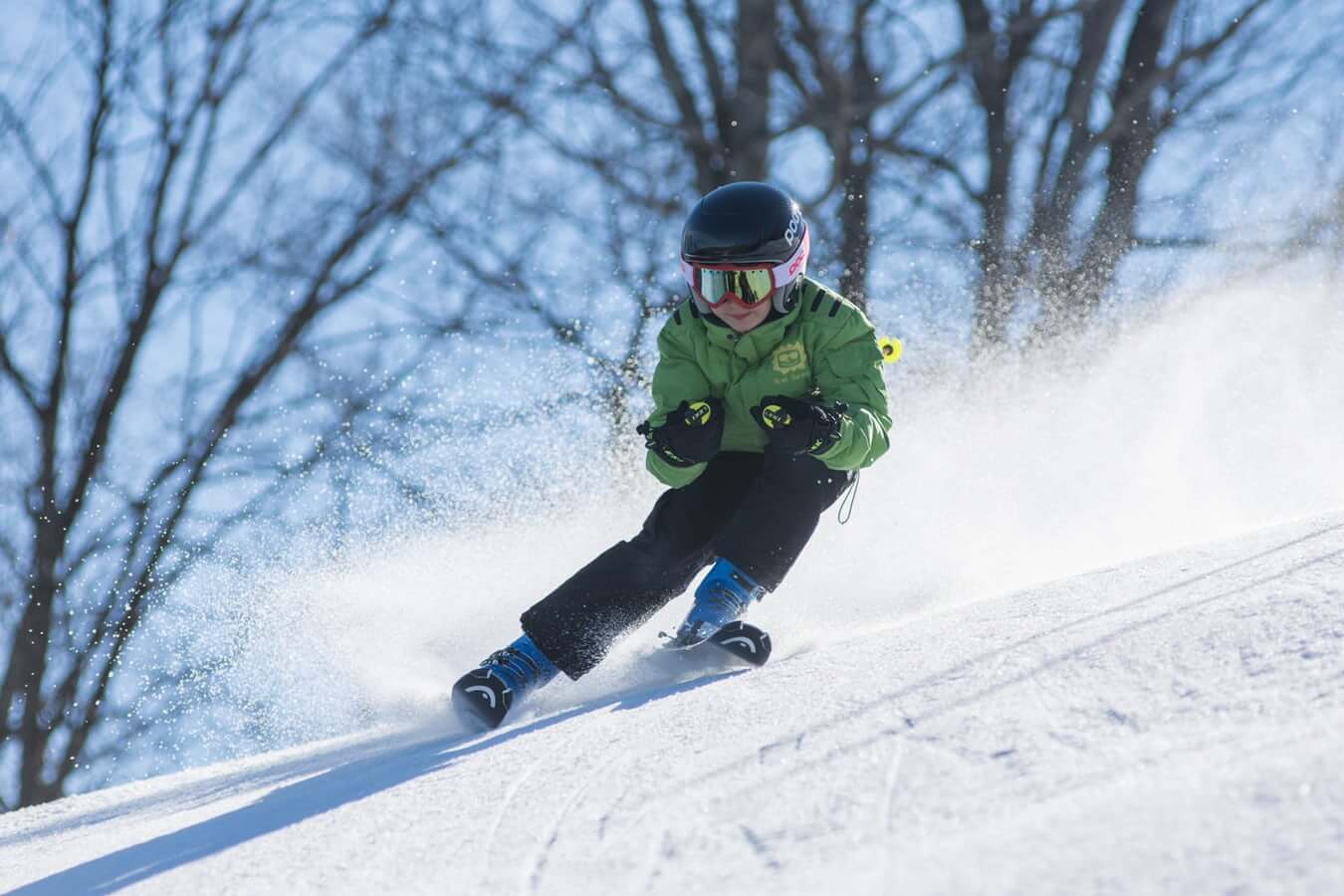 Maggie Valley Skiing – Free Kids Lift Tickets