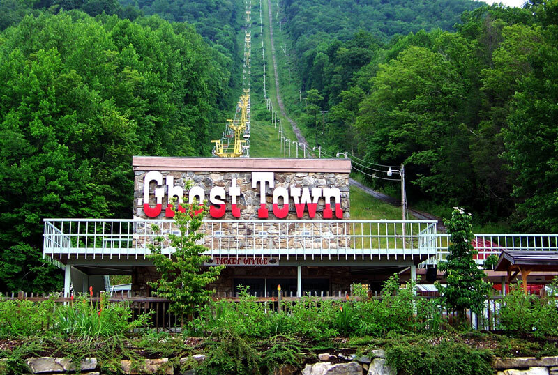 Visit Ghost Town Maggie Valley Theme Park – Ghost Town Adventures
