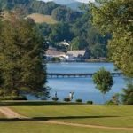 Lake Junaluska Golf Course near Maggie Valley