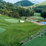 balsam golf course near maggie valley